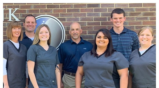 Chiropractor Sioux City IA Marc Obbink and Staff